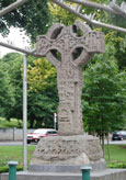 High Cross, Kells, Co. Meath